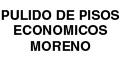 PULIDO DE PISOS ECONOMICOS MORENO