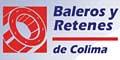 BALEROS Y RETENES DE COLIMA