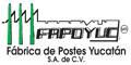 FABRICA DE POSTES YUCATAN S.A. DE C.V.
