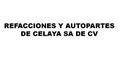 REFACCIONES Y AUTOPARTES DE CELAYA SA DE CV