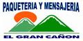 PAQUETERIA Y MENSAJERIA EL GRAN CAÑON