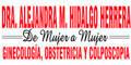 DRA. ALEJANDRA M HIDALGO HERRERA