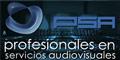 PROFESIONALES EN SERVICIOS AUDIOVISUALES PSA