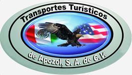 TRANSPORTES TURISTICOS DE APOZOL SA DE CV