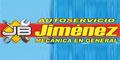 AUTOSERVICIO JIMENEZ