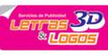 LETRAS Y LOGOS 3D