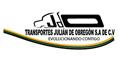 TRANSPORTES JULIAN DE OBREGON SA DE CV