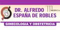 DR. JOSE ALFREDO ESPAÑA DE ROBLES
