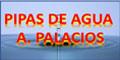 PIPAS DE AGUA A. PALACIOS
