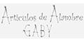 ARTICULOS DE ALAMBRE GABY