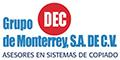 GRUPO DEC DE MONTERREY SA DE CV