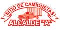 """ALCALDE """"A"""" SITIO DE CAMIONETAS"""
