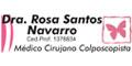 DRA. ROSA SANTOS NAVARRO
