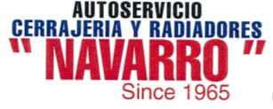 AUTOSERVICIO CERRAJERIA Y RADIADORES NAVARRO