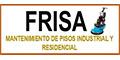 FRISA MANTENIMIENTO DE PISOS INDUSTRIAL Y RESIDENCIAL