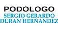 PODOLOGO SERGIO GERARDO DURAN HERNANDEZ