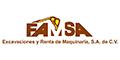 FAMSA EXCAVACIONES Y RENTA DE MAQUINARIA SA DE CV