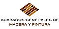 ACABADOS GENERALES DE MADERA Y PINTURA