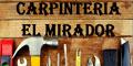 CARPINTERIA EL MIRADOR