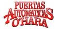 PUERTAS AUTOMATICAS O'HARA