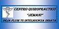 """CENTRO QUIROPRACTICO """" JEMANI """""""