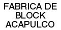 FABRICA DE BLOCK ACAPULCO