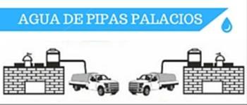 AGUA DE PIPAS PALACIOS