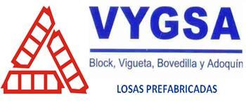 VYGSA LOSAS PREFABRICADAS