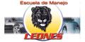 ESCUELA DE MANEJO LEONES