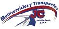MULTISERVICIOS Y TRANSPORTES JC